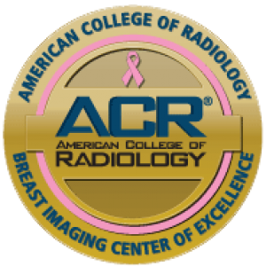 American College of Radiology - Breast Imaging Center of Excellence Seal