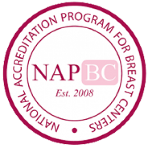National Accreditation Program for Breast Centers Seal