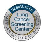 Designated Lung Cancer Screening Center Logo
