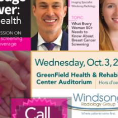 Knowledge is Power Breast Health Seminar